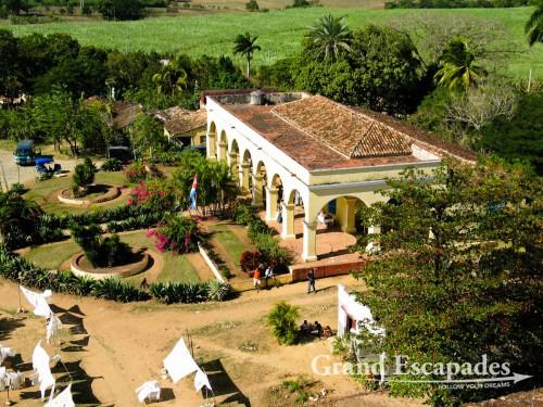 Former tabacco plantation near Trinidad, Cuba