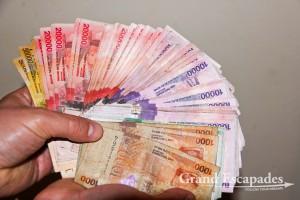 Ugandan Shillings (approx. 700 Euros)
