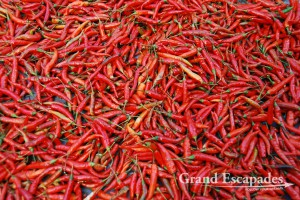 Hot Chillis, Jinghong, China