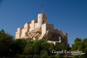Nakhal Fort, Nakhal, Sultanat of Oman, Arabic Peninsula