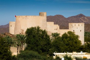 Rustaq Fort, Sultanat of Oman, Arabic Peninsula