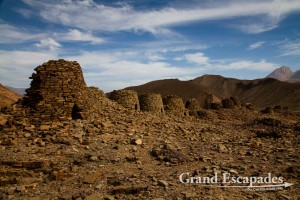 Archaeological Sites of Al-Ayn, a UNESCO World Heritage site, Sultanat of Oman, Arabic Peninsula