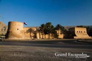 Khasab Fort, Musandam, Sultanat of Oman, Arabic Peninsula