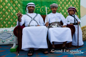 Wedding Ceremony in Khasab, Musandam, Sultanat of Oman, Arabic Peninsula