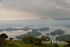 Lake Bunyonyi - More than 20 islands dot this supposedly 2.000 meter deep lake