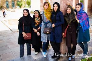 In Shiraz