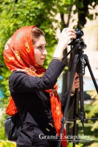 In Shiraz, Iran