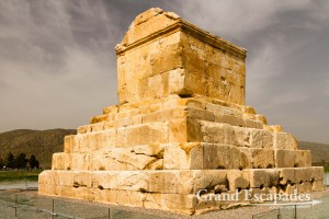 Tomb of Cyrus The Great, Pasargadae, Persepolis & Pasargadae, Iran