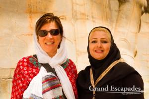 In Persepolis, Iran