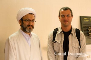 Inside Imam Khomeini's House, Qom, Iran