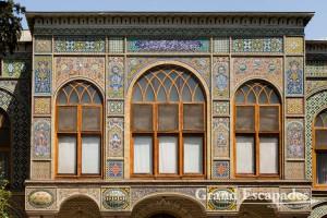 Golestān Palace or Kakheh Golestan in Teheran, Teheran, Iran