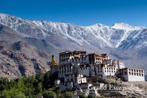 Likir Monastery or Likir Gompa, Ladakh, Jammu & Kashmnir, India