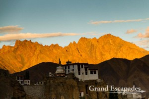 Lamayuru Monastery or Yuru Gompa, Kargil District, Jammu & Kashmnir, India