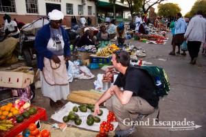 Market in Bulawayo...
