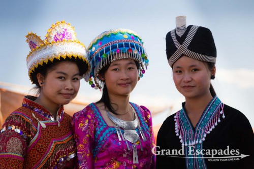 Hmong New Year's Celebration - Phonsavanh