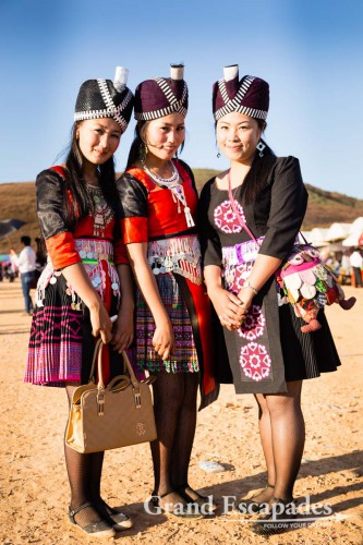 Hmong New Year's Celebration - Phonsavanh, Laos