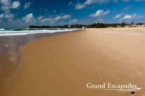 Praia de Tofo, Tofo