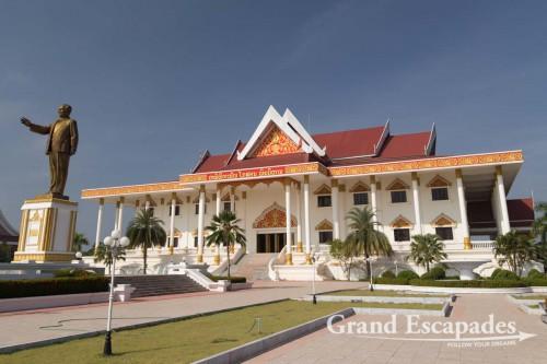 Keysone Phomvihane Memorial, Vientiane, Laos