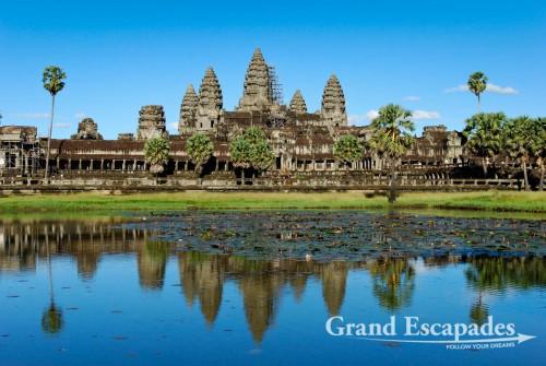 Angkor Vat Tempel, Angkor Vat, Siem Reap, Kambodscha