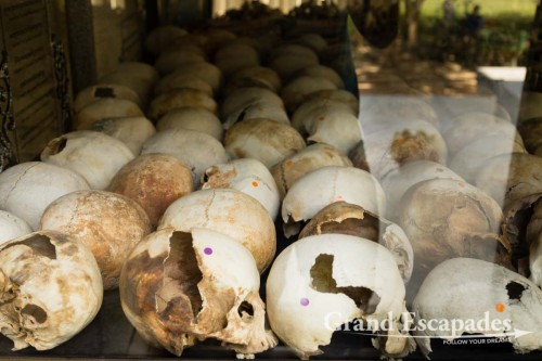 The Killing Fields of Choeung Ek, Phnom Penh, Cambodia