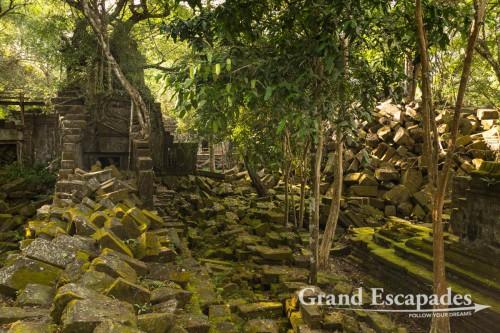 Beng Mealea, Siem Reap, Cambodia