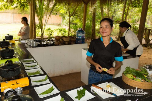 Cooking Class, Siem Reap, Cambodia