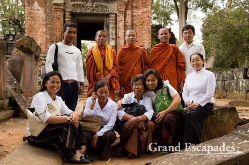 Prasat Thom, Koh Ker, Siem Reap, Cambodia