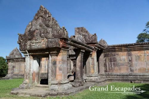 "Prasat Preah Vihear, the ""Sky-Temple"", Cambodia"