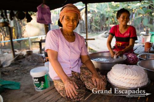 Sambor Pre Kuk, Cambodia