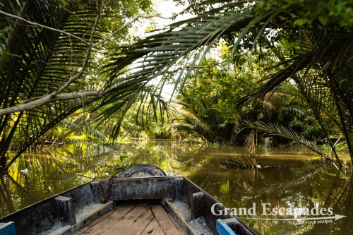 On the Mekong, near Can Tho, Mekong Delta