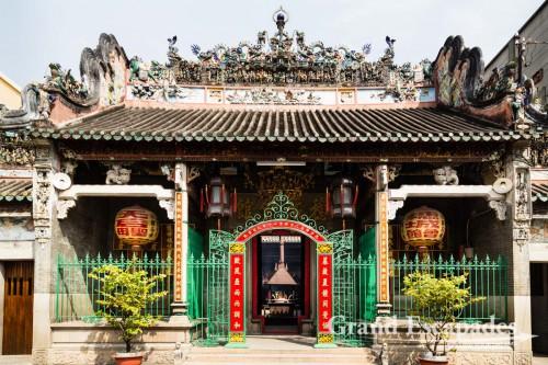 The Pagodas of ChoLon, Ho Chi Minh City