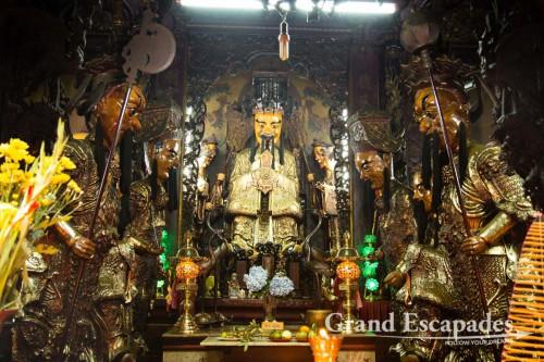 The Pagodas of ChoLon
