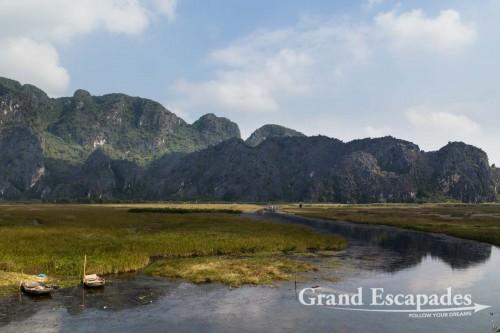 Van Long Nature Reserve, Tam Coc, Ninh Binh, Vietnam