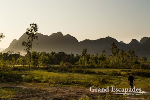 Surroundings of Phong Nha, Vietnam