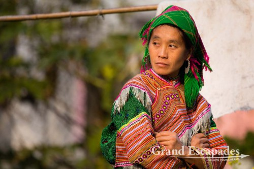 Bac Ha Sunday Market, North Vietnam