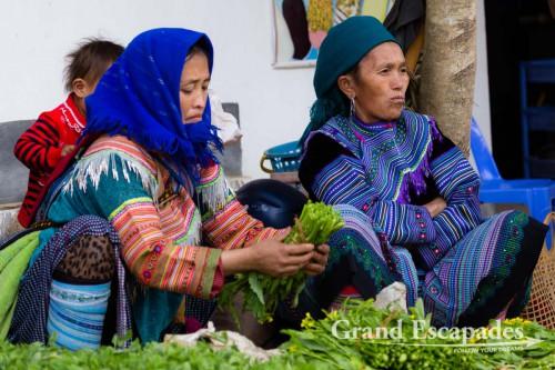 Bac Ha Sunday Market, North Vietnam