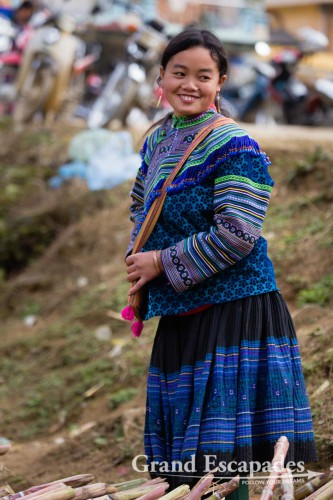 Luong Phin Sunday Market, Bac Ha, North Vietnam