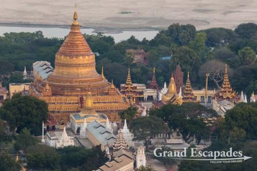 Shwe Zi Gon Paya, Bagan, Myanmar