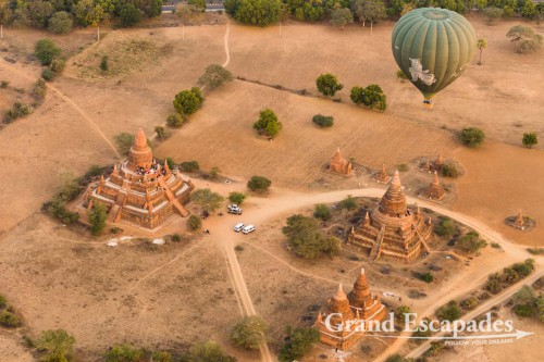Paya Buleti, Bagan, Myanmar