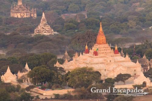 Pahto Ananda, Bagan, Myanmar