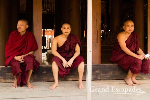 Shwe In Bin Kyaung, Mandalay, Myanmar