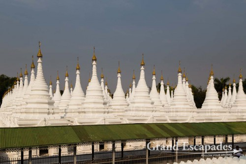 Sandamuni Paya, The World's Biggest Book, Mandalay, Myanmar