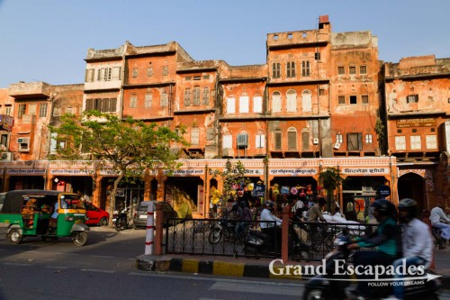 Jaipur, the Pink City, Rajasthan, India