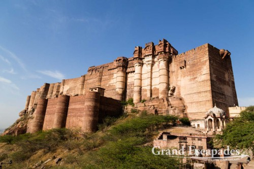 Mehrangarh Fort, Jodhpur, Rajsthan, India