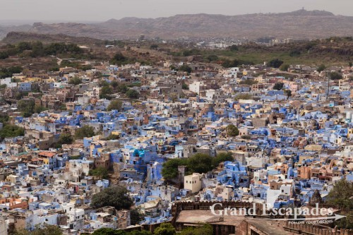 Jodhpur, The Blue City, Rajasthan, India