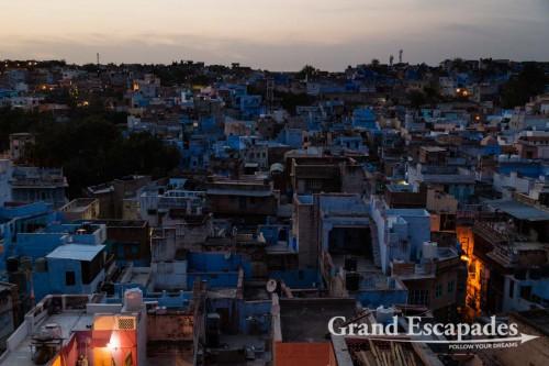 Jodhpur, The Blue City, Rajasthan, India