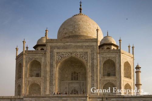 Taj Mahal, Agra, Rajasthan, India