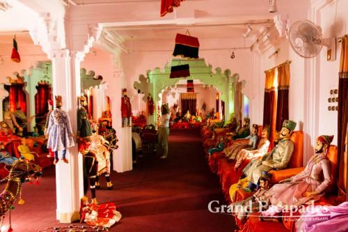 Bagore-ki-Haveli, Udaipur, Rajasthan, India