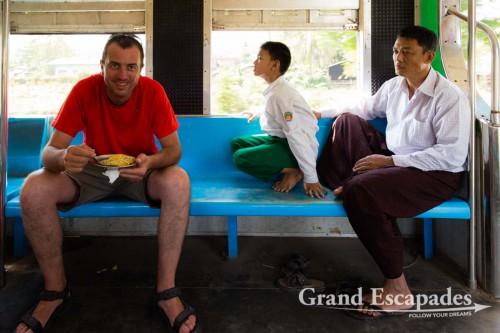 Circle Line, Yangon, Myanmar
