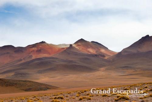 The Rocas de Dali, Southwest Bolivia, South America